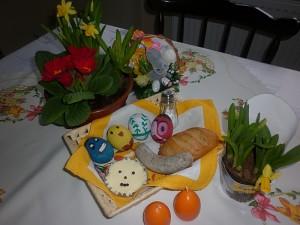Potrawy z wielkanocnego stołu dla dzieci