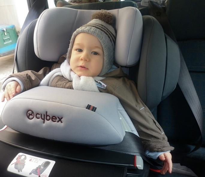 Z dzieckiem do taksówki