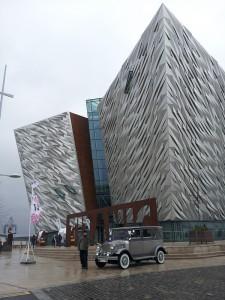 Muzeum Titanic Belfast