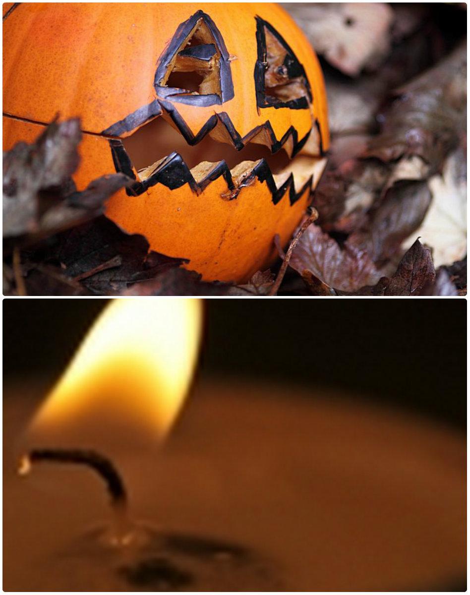 Halloween czy święto zmarłych