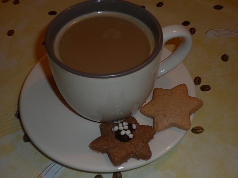 piernik z kawą