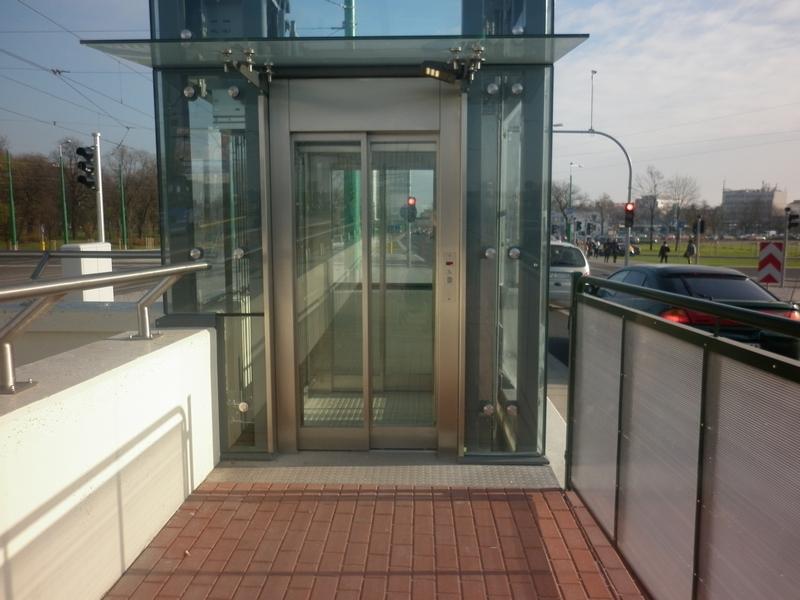 winda przystanek tram
