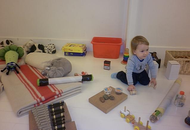 Zajęcia rozwojowe dla maluchów