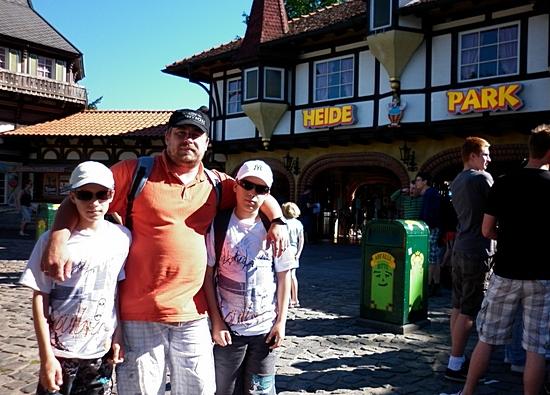 Heide Park Niemcy – atrakcja dla całej rodziny