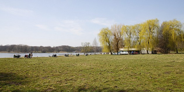 Na wiosenny spacer: Golęcin – Rusałka