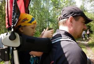 Z dzieckiem w góry – poradnik turysty