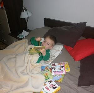 przeziębienie dziecka