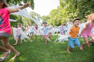 Dzień Dziecka w Starym Browarze, fot. J. Wittchen